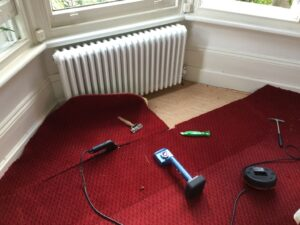 Carpet replacement & fit tools
