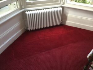 Carpet replacement & fit after