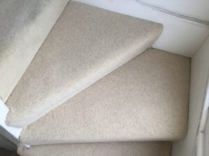 Carpet wear & tear after