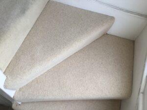 Carpet wear & tear after