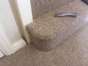 Stair wear & tear after
