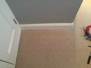Carpet stain after